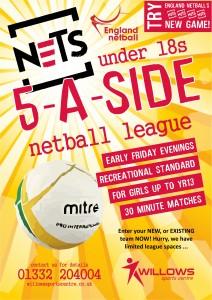 U18 Nets League embedded