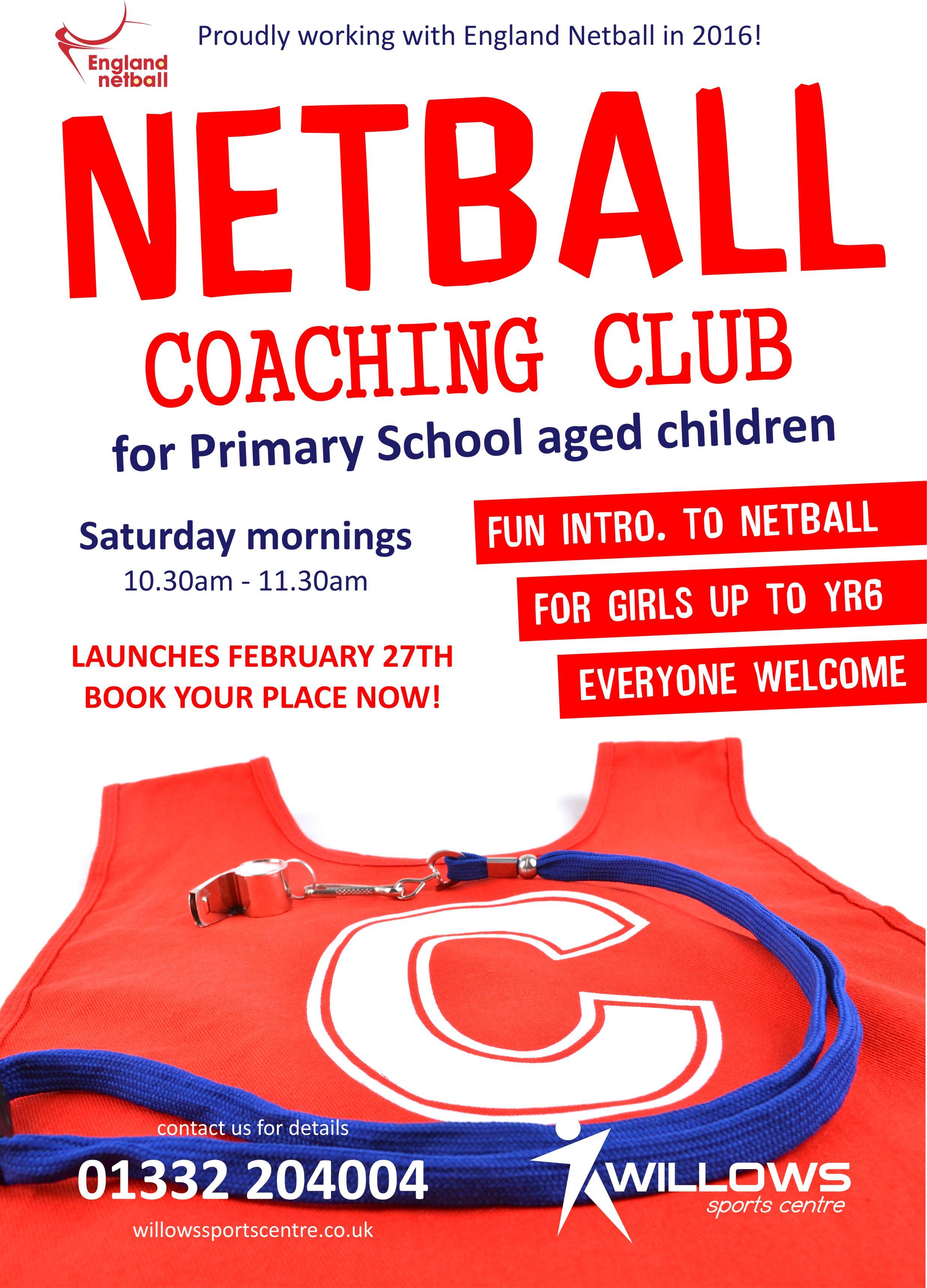 Netball Coaching Club