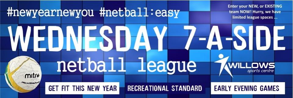 Wednesday 7s Netball League