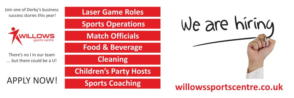 We're Hiring Roll Web Banner