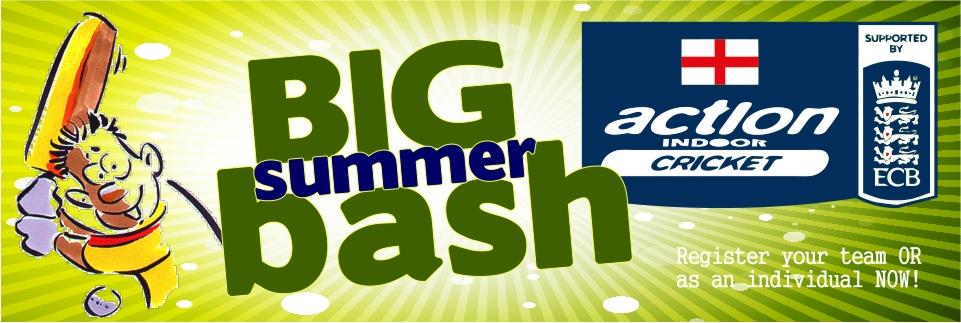 Big Summer Bash Web Banner